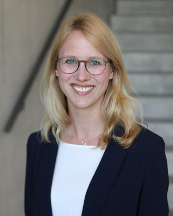 Ilka Wittge Research Assistant