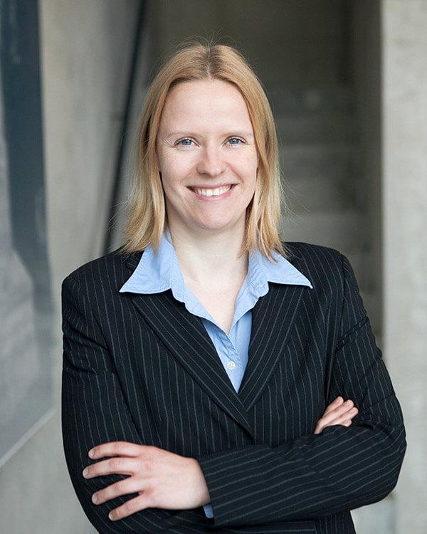 Simone Schäfer Geschäftsführung