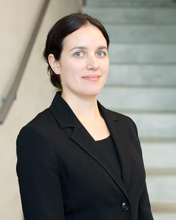 Sophie Müller Geschäftsführung